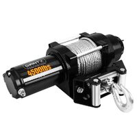 Giantz 12V Wireless Electric Winch Remote with Steel Cable