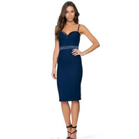 Elle Zeitoune Lorna Dress Midnight Size 10