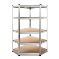 Giantz Warehouse Storage Rack Racking Shelving Steel Garage Kitchen Organisers