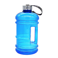 Enviro 2.2L Jumbo Enviro Drink Water Bottle - Dark Blue